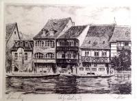 Домики в Бамберге