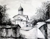 Псковская церковь